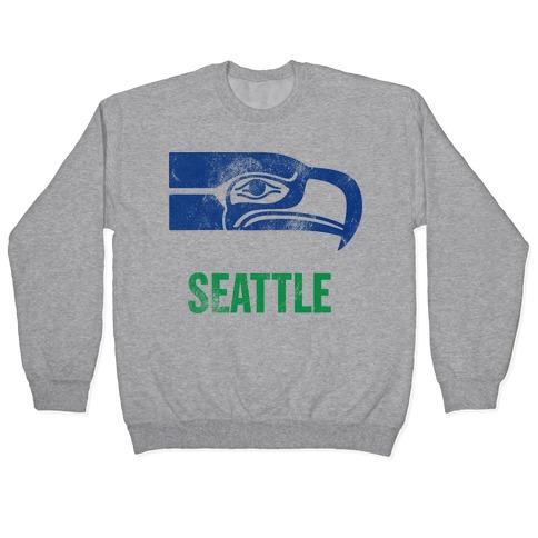Seattle (Vintage) Pullover
