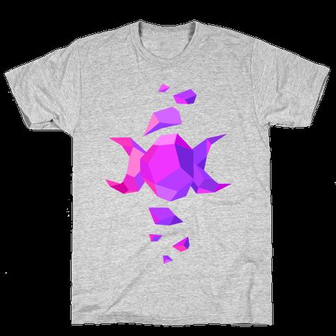Crystal Triple Goddess Mens T-Shirt