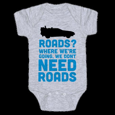 Roads? Baby Onesy