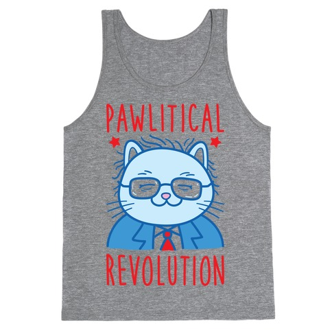 Pawlitical Revolution Tank Top