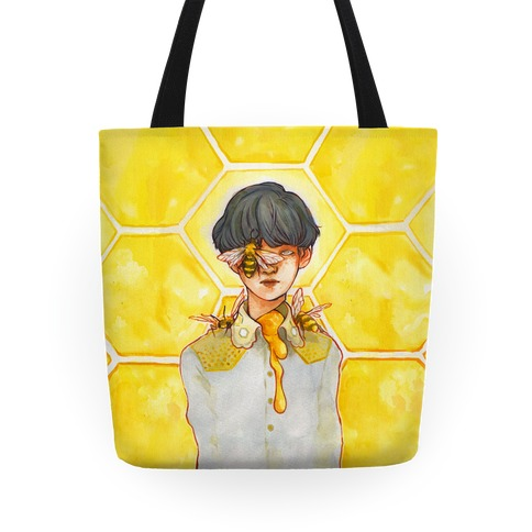 Honey Bee Girl Tote