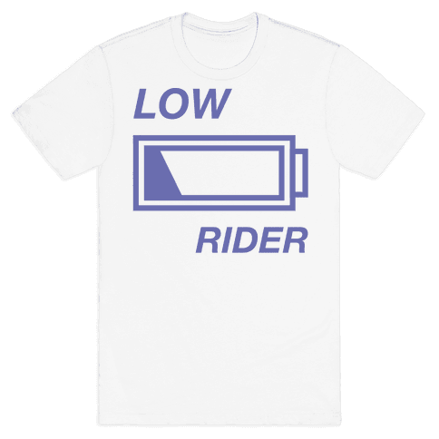 Low Rider Mens T-Shirt