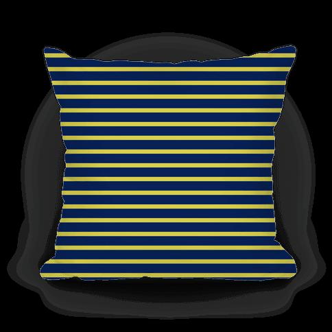 Ravenclaw House Stripe Pattern
