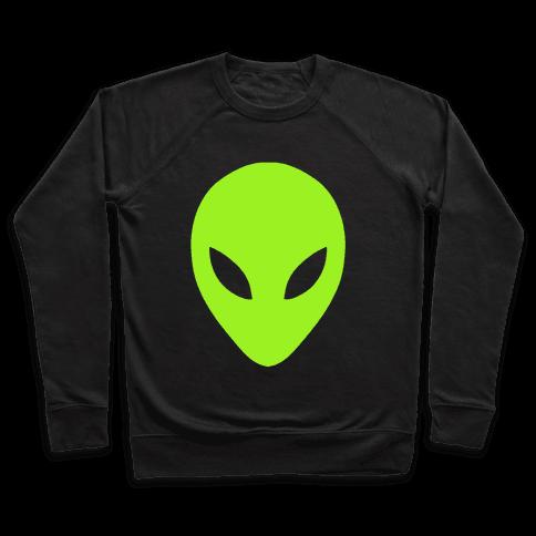 Alien Head Pullover