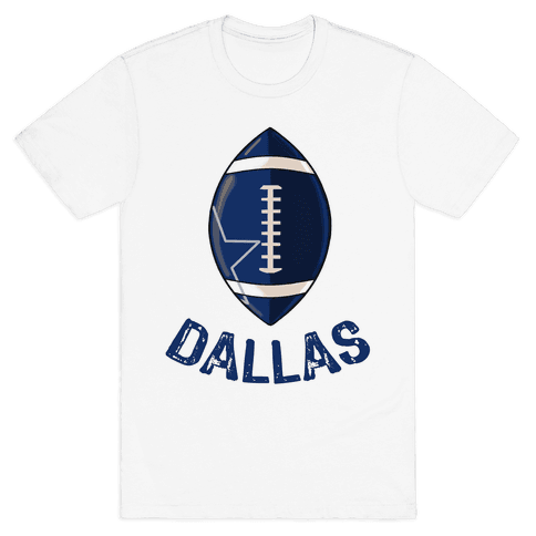 Dallas Football Mens T-Shirt