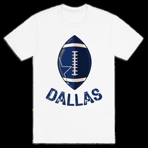 Dallas Football Mens T-Shirt