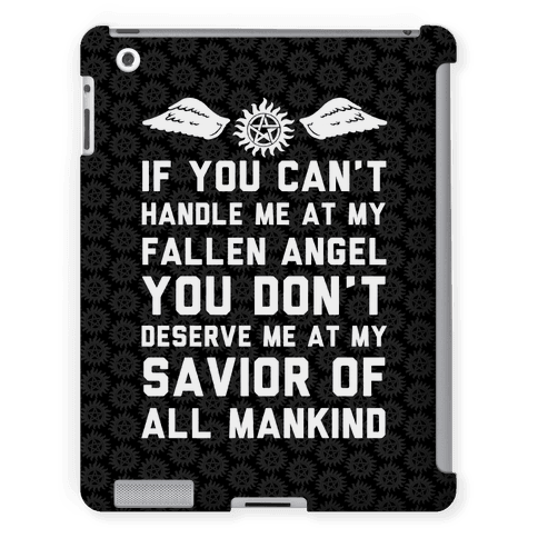 If You Can't Handle Me At My Fallen Angel