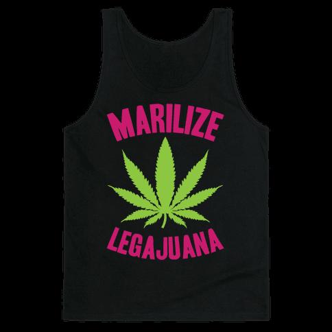 Marilize Legajuana Tank Top