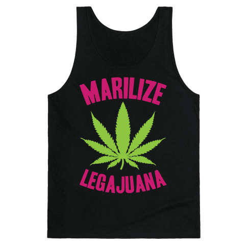 Marilize Legajuana Tank Top