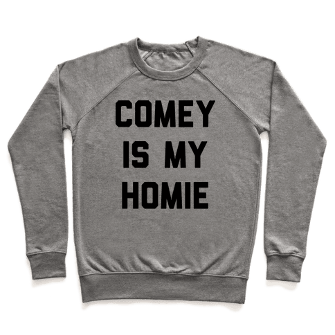 Comey Is My Homie Pullover