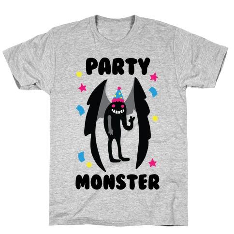 Party Monster : Mothman T-Shirt