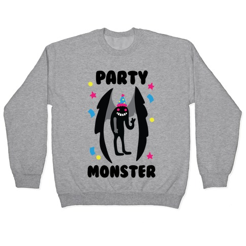 Party Monster : Mothman Pullover