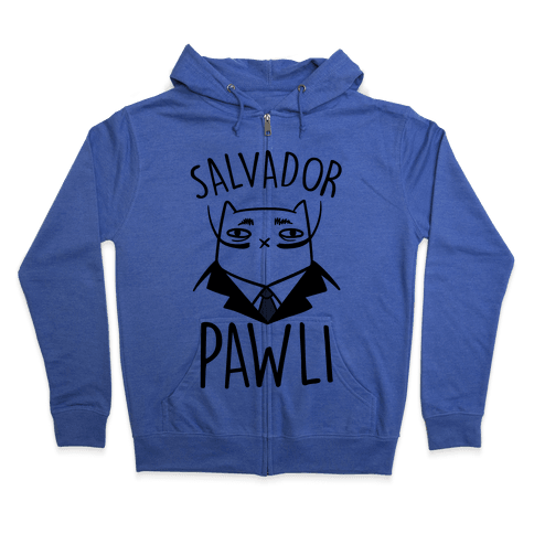 Salvador Pawli Zip Hoodie