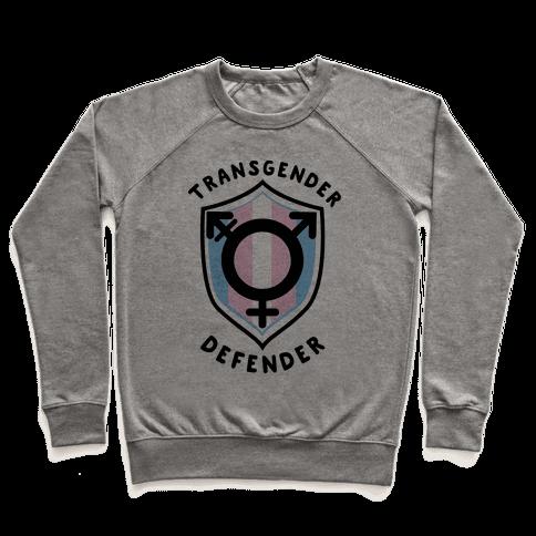 Transgender Defender Pullover