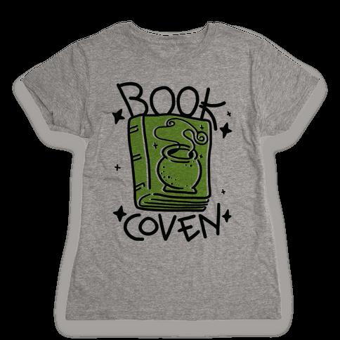 Book Coven Womens T-Shirt