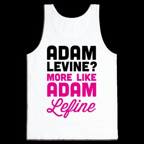 Adam Levine? Tank Top