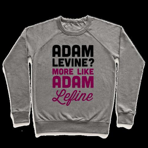 Adam Levine? Pullover