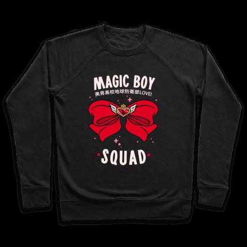 Magic Boy Squad (Red) Pullover