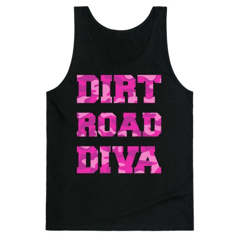 Dirt Road Diva Tank Top