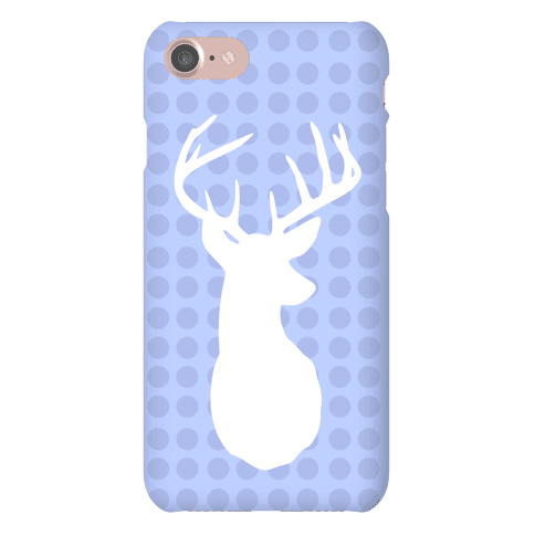 Deer Silhouette Phone Case