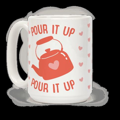 Pour It Up Tea Kettle
