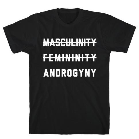 Masculinity Femininity Androgyny T-Shirt