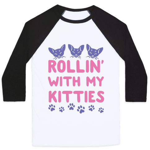 Rollin' With My Kitties