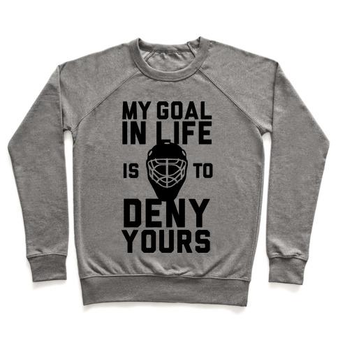Goal Stopper Pullover