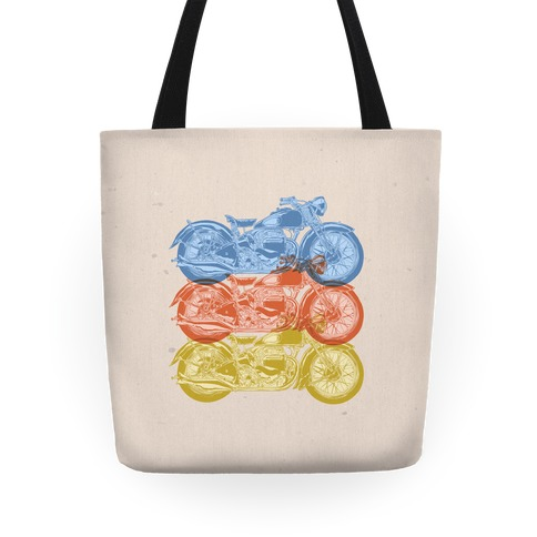 Motorcycle Tote