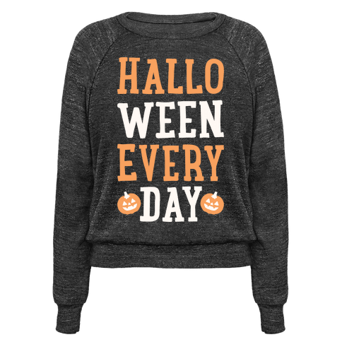 Halloween Every Day (White)