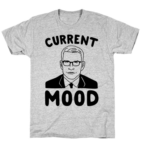 Current Mood Anderson Mens T-Shirt