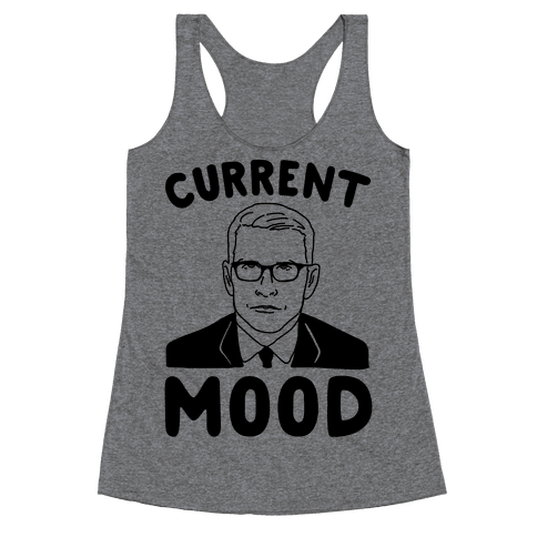 Current Mood Anderson Racerback Tank Top