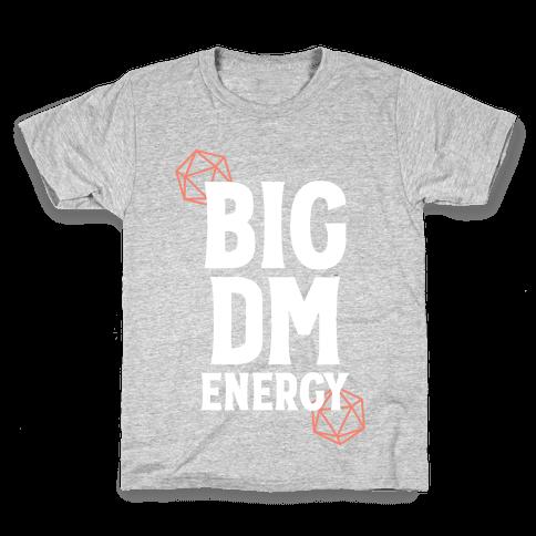 BIG DM ENERGY Kids T-Shirt
