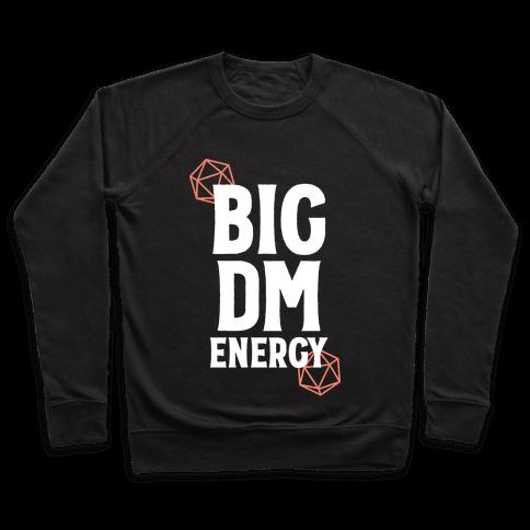 BIG DM ENERGY Pullover