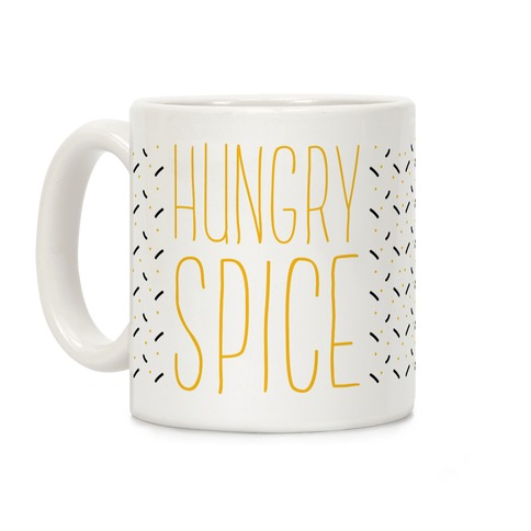 Hungry Spice Girl Coffee Mug
