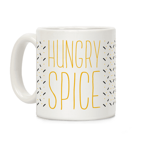 Hungry Spice Girl Coffee Mug