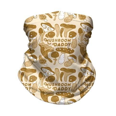 Mushroom Daddy Neck Gaiter