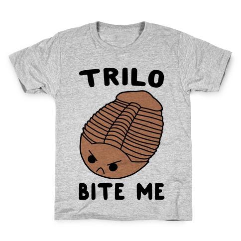 Trilo-Bite Me Kids T-Shirt