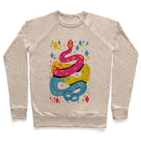 Pride Snakes: Pansexual Pullover