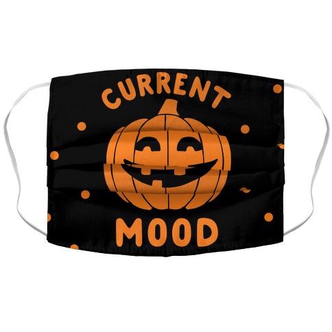 Current Mood: Halloween Accordion Face Mask