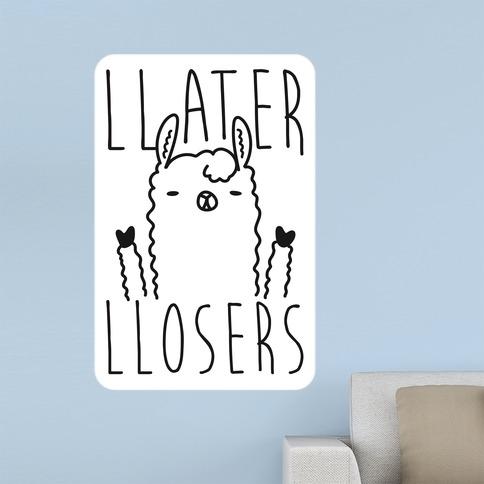 Llater Llosers Llama
