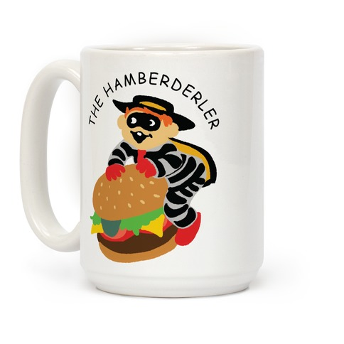 The Hamberderler Coffee Mug