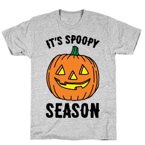 It's Spoopy Season T-Shirt