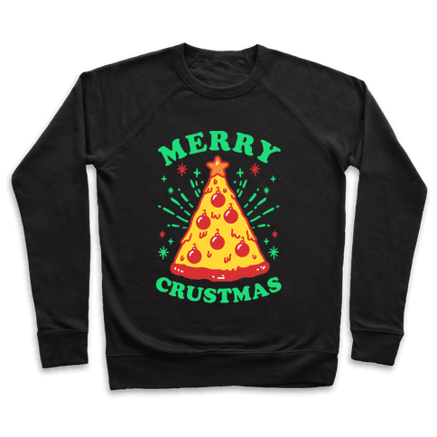 Merry Crustmas Pullover