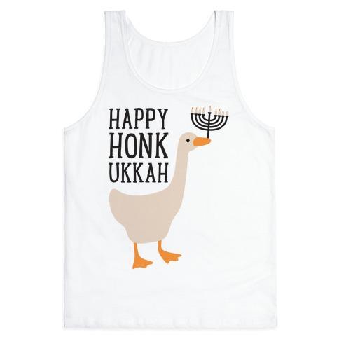 Happy Honkukkah Tank Top