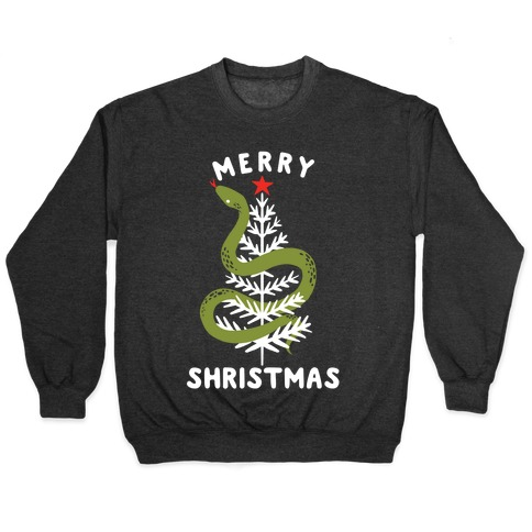 Merry Shristmas Pullover