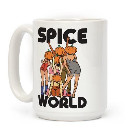 Spice World Pumpkin Spice Coffee Mug