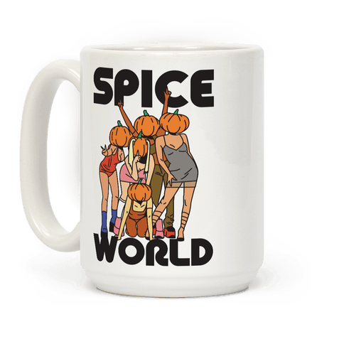 Spice World Pumpkin Spice Coffee Mug