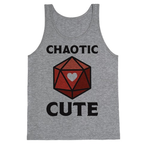 Chaotic Cute Tank Top