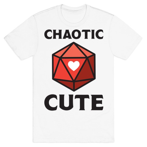 Chaotic Cute T-Shirt